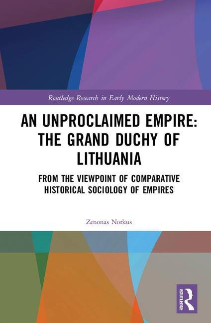 An unproclaimed empire cover